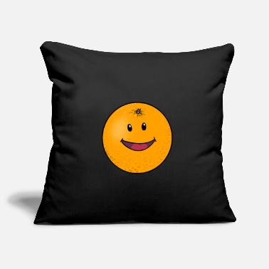 Orange Orange oranges orange juice - Pillowcase 17,3'' x 17,3'' (45 x 45 cm)