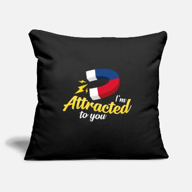 Attrayant attrayant - Housse de coussin