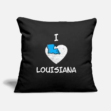 Louisiana Louisiana - Pillowcase 17,3'' x 17,3'' (45 x 45 cm)