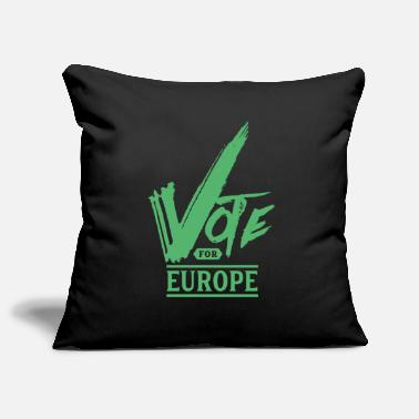 Eu EU Election EU Election EU Election EU Election - Pillowcase 17,3'' x 17,3'' (45 x 45 cm)