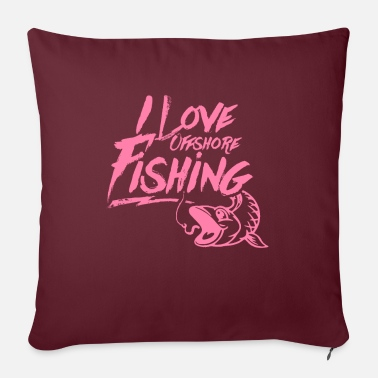 Fisherman fisherman - Pillowcase 17,3'' x 17,3'' (45 x 45 cm)