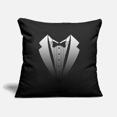 Suit suit - Pillowcase 17,3'' x 17,3'' (45 x 45 cm)
