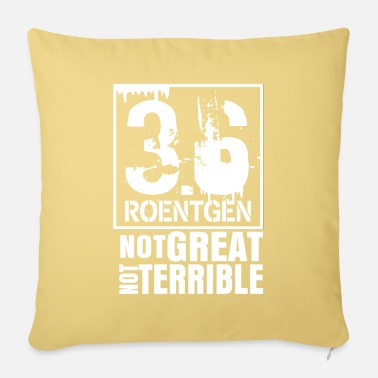 The Nuclear Disaster Of Chernobyl Chernobyl nuclear power - Pillowcase 17,3'' x 17,3'' (45 x 45 cm)