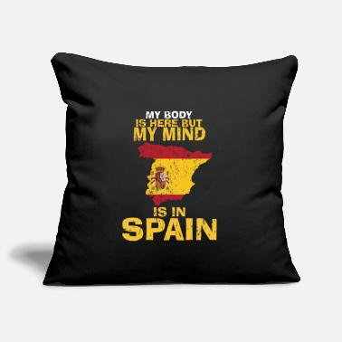 Home Country Spain home country gift - Pillowcase 17,3'' x 17,3'' (45 x 45 cm)