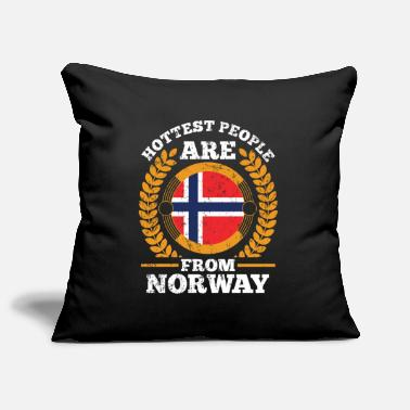 Oslo Norway Cool Funny saying Gift - Pillowcase 17,3'' x 17,3'' (45 x 45 cm)