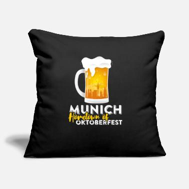 Hometown Hometown of Oktoberfest - Pillowcase 17,3'' x 17,3'' (45 x 45 cm)