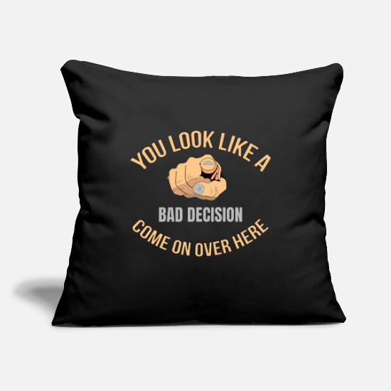 Birthday Pillow Cases - Awesome & Trendy Tshirt Designs You look like a - Pillowcase 17,3'' x 17,3'' (45 x 45 cm) black