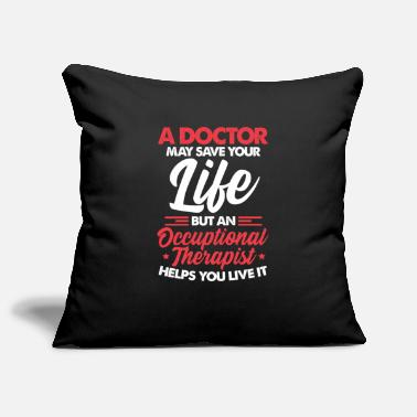 Occupation Occupational therapist occupational therapist occupational therapy - Pillowcase 17,3'' x 17,3'' (45 x 45 cm)
