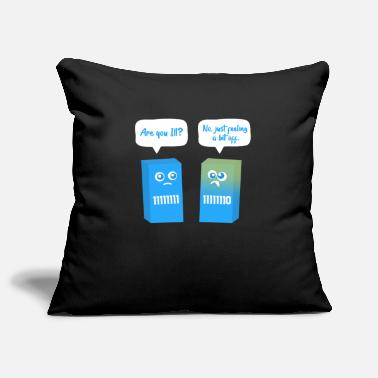 Software Developer software developer - Pillowcase 17,3'' x 17,3'' (45 x 45 cm)