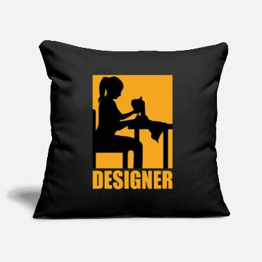 Design Designer design - Pillowcase 17,3'' x 17,3'' (45 x 45 cm)