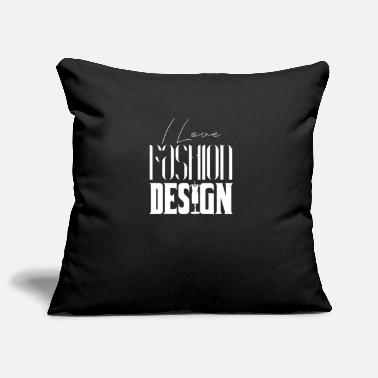 Fashion Fashion fashion designer - Pillowcase 17,3'' x 17,3'' (45 x 45 cm)