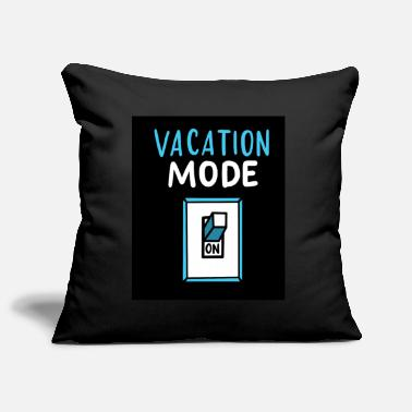 Vacation Vacation mood Vacation Vacation - Pillowcase 17,3'' x 17,3'' (45 x 45 cm)