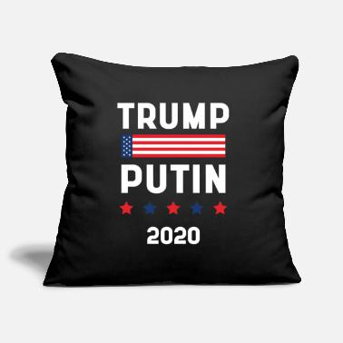 Pay Donald Trump President 2020 - USA Flag Gift - Pillowcase 17,3'' x 17,3'' (45 x 45 cm)