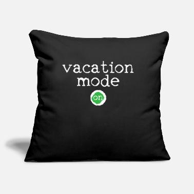 Vacation Vacation vacation summer vacation beach vacation - Pillowcase 17,3'' x 17,3'' (45 x 45 cm)