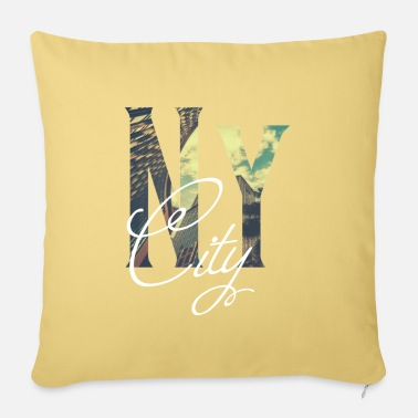 New York New York New York City - Pillowcase 17,3'' x 17,3'' (45 x 45 cm)