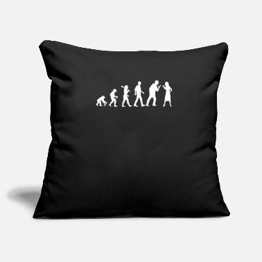 Career Partner evolution - Pillowcase 17,3'' x 17,3'' (45 x 45 cm)