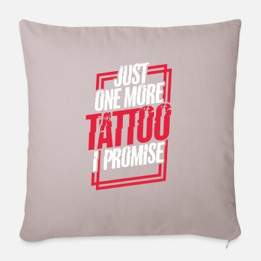 Tattoo - Pillowcase 17,3'' x 17,3'' (45 x 45 cm)