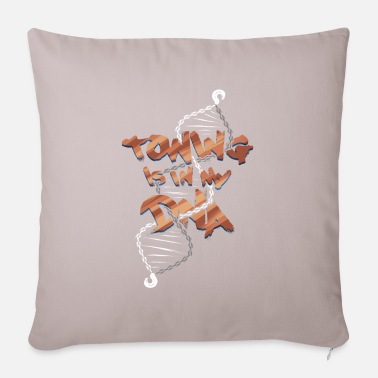 Tech Towing is in my DNA - towing service gift - Pillowcase 17,3'' x 17,3'' (45 x 45 cm)