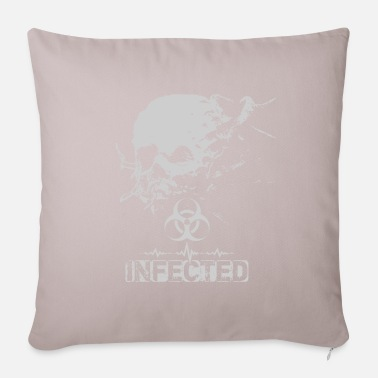 Infection Infected - Pillowcase 17,3'' x 17,3'' (45 x 45 cm)