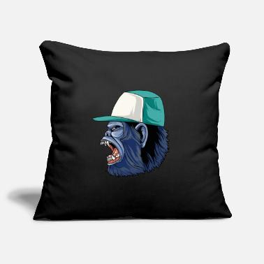 Gorilla Gorilla Swag - Pillowcase 17,3'' x 17,3'' (45 x 45 cm)