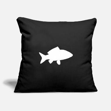 Carp carp - Pillowcase 17,3'' x 17,3'' (45 x 45 cm)