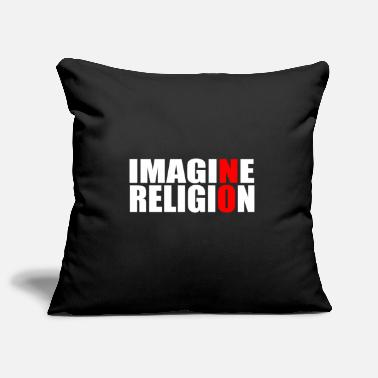 Religion RELIGION! - Pillowcase 17,3'' x 17,3'' (45 x 45 cm)