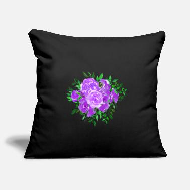 Lilac Lilac flowers - Pillowcase 17,3'' x 17,3'' (45 x 45 cm)