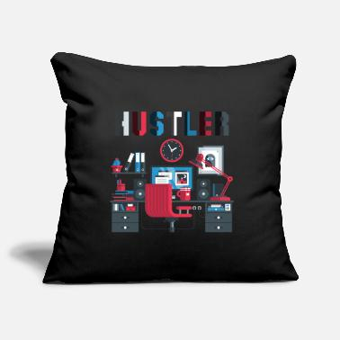 Workhorse Hustler workhorse - Pillowcase 17,3'' x 17,3'' (45 x 45 cm)