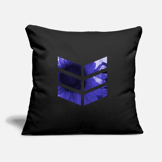 Explosion Pillow Cases - design - Pillowcase 17,3'' x 17,3'' (45 x 45 cm) black