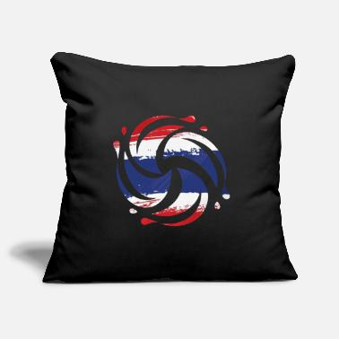 Thailand Flag - Pillowcase 17,3'' x 17,3'' (45 x 45 cm)