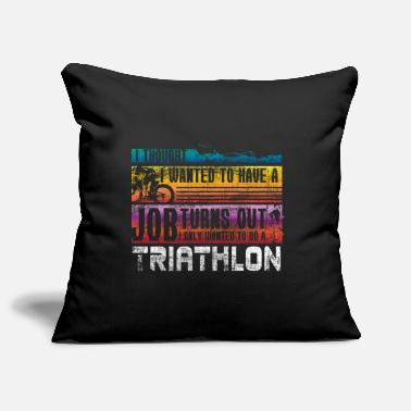 Triatlon Idea regalo per triathlon - Copricuscino