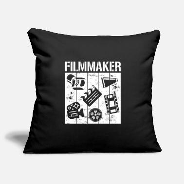 filmmakers - Pillowcase 17,3'' x 17,3'' (45 x 45 cm)