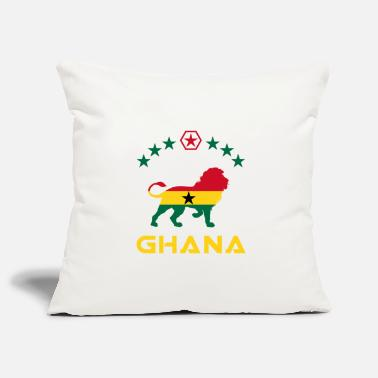 Takoradi Ghana lion design / gift idea - Pillowcase 17,3'' x 17,3'' (45 x 45 cm)