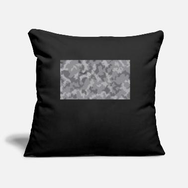 Camoflage Snow Camoflage Digitalized - Pillowcase 17,3'' x 17,3'' (45 x 45 cm)