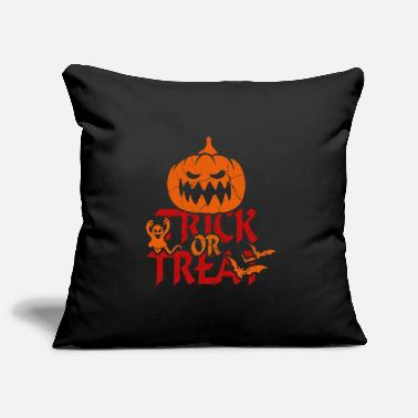 Trick Or Treats Trick or Treat at Halloween - trick or treat - Pillowcase 17,3'' x 17,3'' (45 x 45 cm)