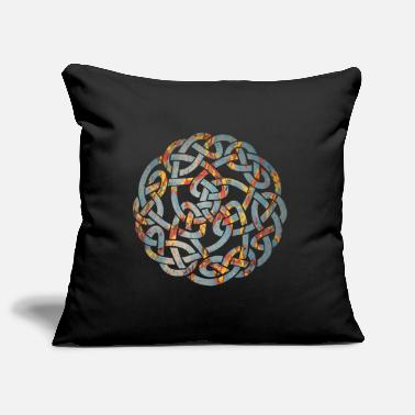 Celtic celtic knot 5 e 19 - Pillowcase 17,3'' x 17,3'' (45 x 45 cm)