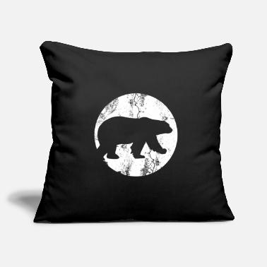 Polar Bear Polar bear polar bear bear - Pillowcase 17,3'' x 17,3'' (45 x 45 cm)