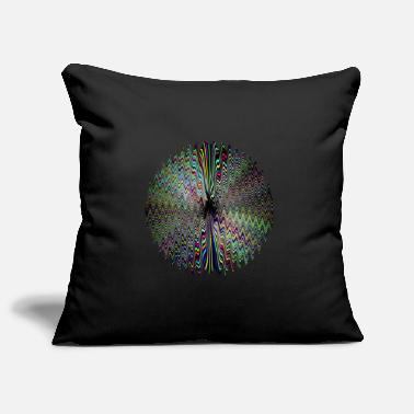 Dark Wave Dark waves of light - Pillowcase 17,3'' x 17,3'' (45 x 45 cm)