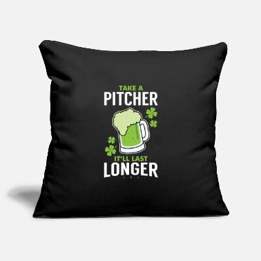 Pitcher Take a pitcher - Pillowcase 17,3'' x 17,3'' (45 x 45 cm)