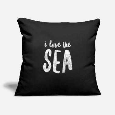 Under Vatten Sea Vacation North Sea Water Beach Coast Gift 1 - Kuddfodral