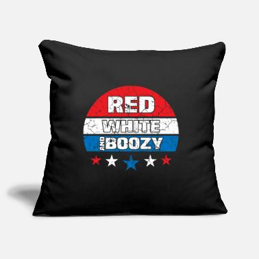 Eagle Nice American Flag Shirt Theme Red White And - Pillowcase 17,3'' x 17,3'' (45 x 45 cm)