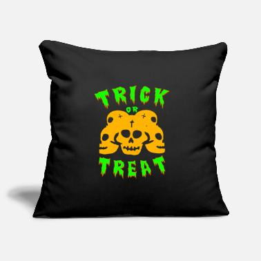 Trick Or Treats Trick or treating! Trick or treat! - Pillowcase 17,3'' x 17,3'' (45 x 45 cm)