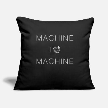 Machine IOTA-machine naar machine - Kussenhoes