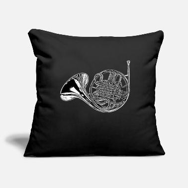 Instrument Music instrument - Pillowcase 17,3'' x 17,3'' (45 x 45 cm)