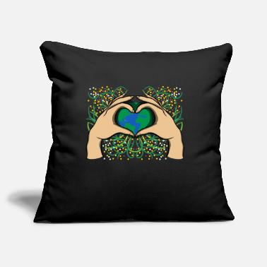 Earth Day - Pillowcase 17,3'' x 17,3'' (45 x 45 cm)