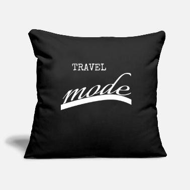 Travel travel - travel mode - Pillowcase 17,3'' x 17,3'' (45 x 45 cm)