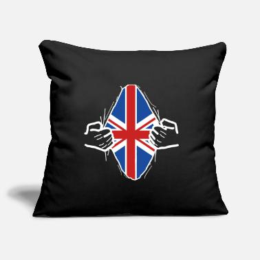 Brexit United Kingdom UK England Brexit Gift - Pillowcase 17,3'' x 17,3'' (45 x 45 cm)