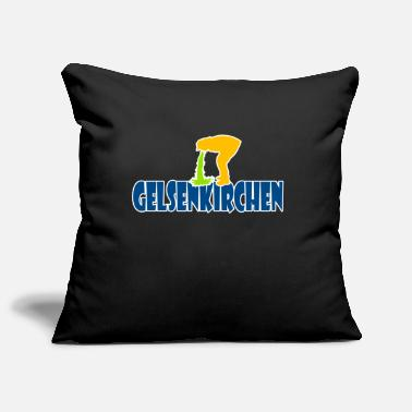 Ultras Anti Gelsenkirchen - Pillowcase 17,3'' x 17,3'' (45 x 45 cm)