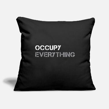 Occupy OCCUPY EVERYTHING - Pillowcase 17,3'' x 17,3'' (45 x 45 cm)