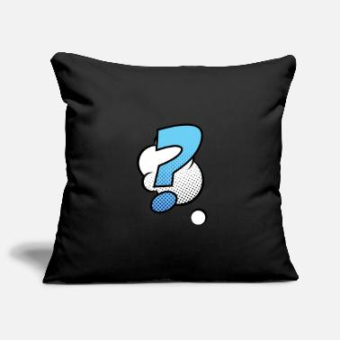 Comic Comic Comic Style Comic Strip Comics - Pillowcase 17,3'' x 17,3'' (45 x 45 cm)